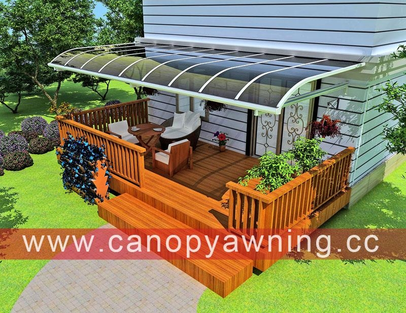 polycarbonate aluminum metal patio cover canopy canopies