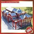 outdoor garden gazebo patio aluminum glass sun room sunroom house enclosure 4