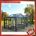 outdoor garden gazebo patio aluminum