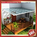 polycarbonate yard patio canopy canopies awning cover manufacturers