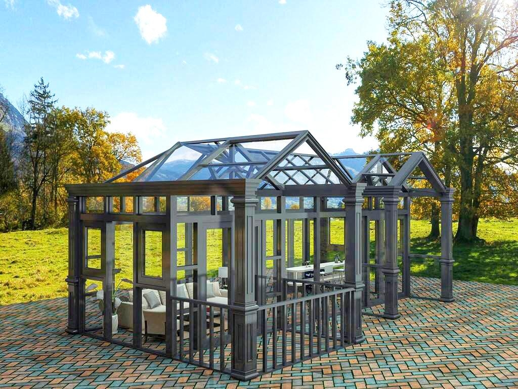outdoor sunroom sun house manufacturers