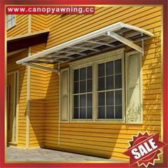 别墅门窗花园露台阳台门廊走廊铝合金铝制玻璃遮挡雨阳蓬篷棚