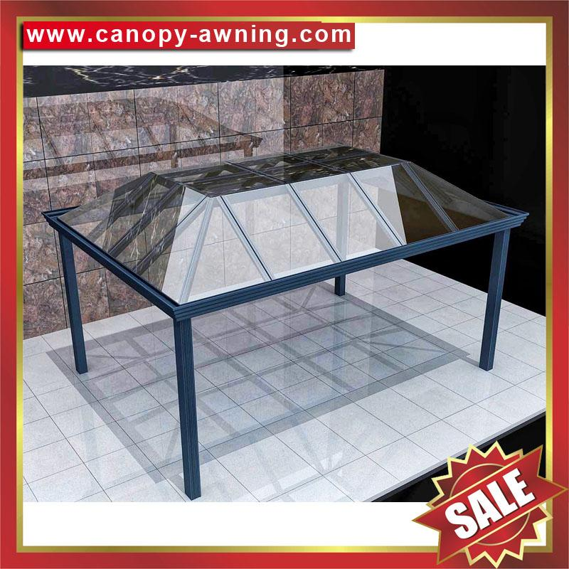 glass aluminum alu metal gazebo pavilion canopy canopies awning cover shelter manufacturers