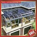 customized villa sky garden park alu