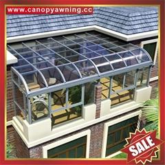 廠家直銷美觀耐用露台天台陽台溫室鋁合金鋁制陽光房玻璃房