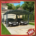 outdoor alu metal pc park cars carport