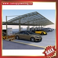 outdoor alu metal pc park cars carport shelter cover canopy awning canopies