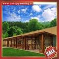 prefab alu aluminium metal outdoor park garden grape trellis Pergola vine grids