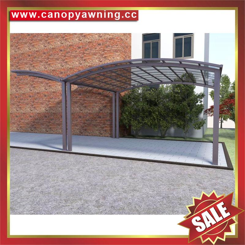 廣東佛山高級定製仿木紋鋁合金鋁制露台陽台遮陽雨篷蓬棚廠家 1