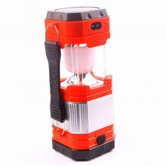 Factory Directly Outdoor LED Portable Solar Lantern