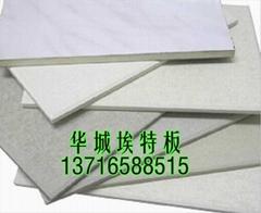華城埃特風管排煙管道專用硅酸鹽防火板