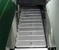 非标定制大中小型链板输送机