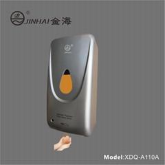 自動感應噴霧手消毒器900ml