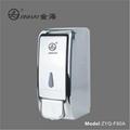 手動泡沫皂液器800ml 3