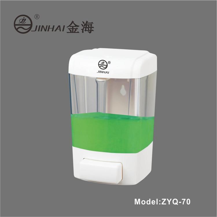 手動塑料皂液器 1