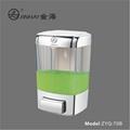 手動塑料皂液器 3