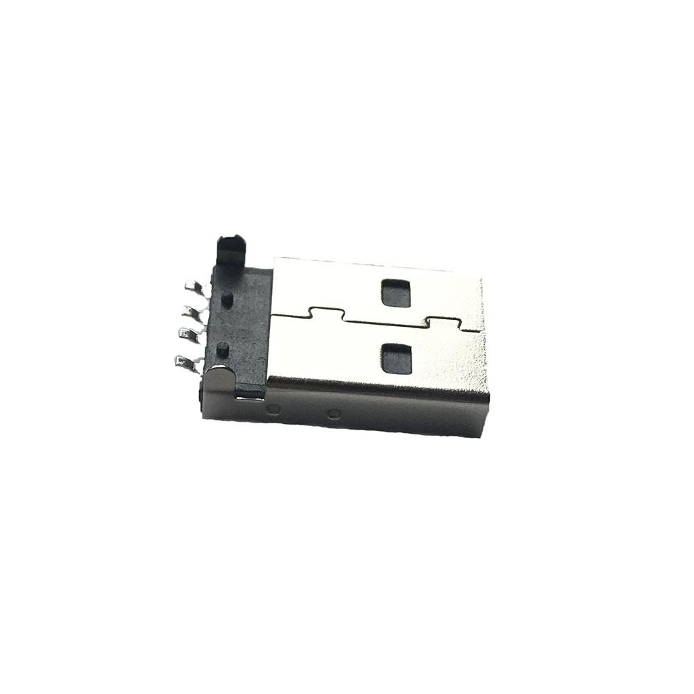 AM A type Male USB Connector for USB 5