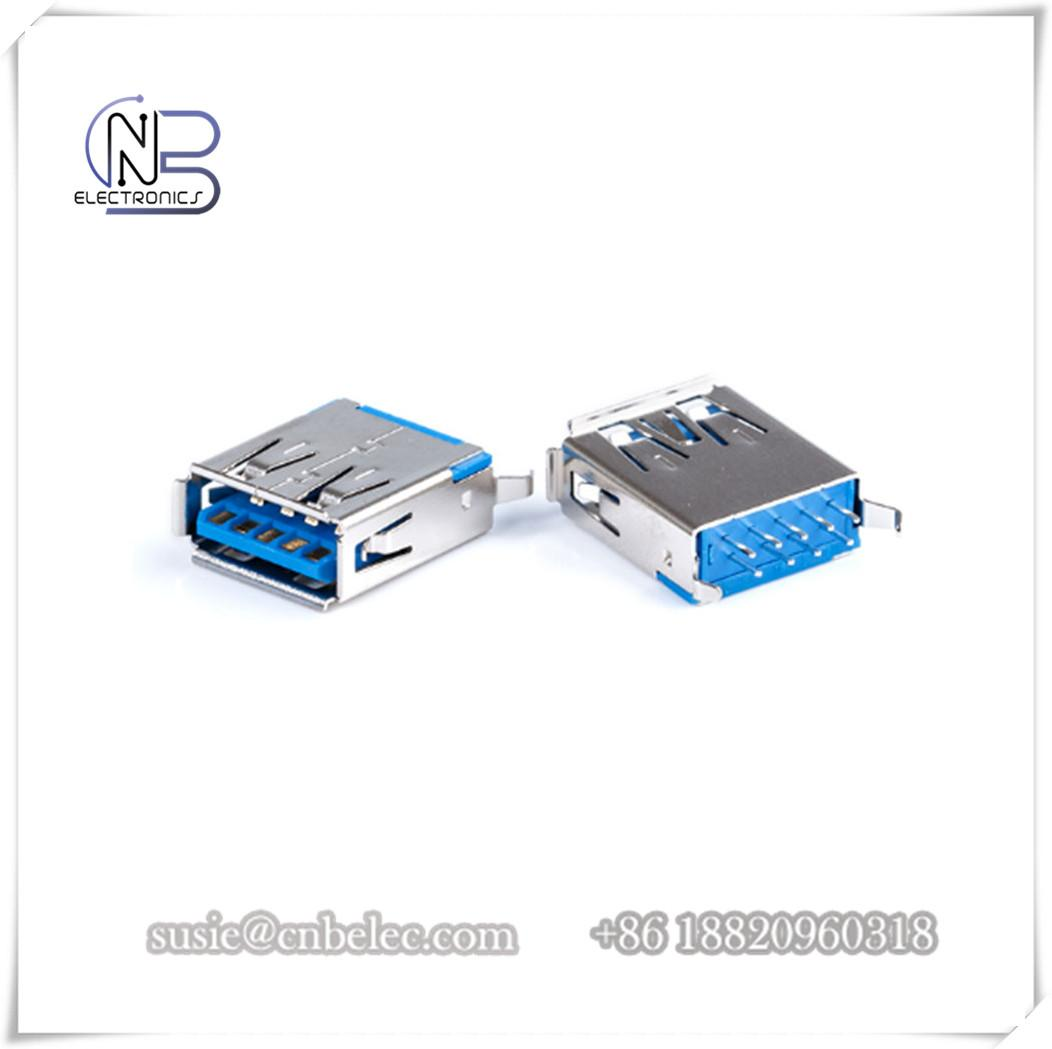 USB 3.0 AF Connector PCB Connector from Chinese connector terminal manufacturer 1