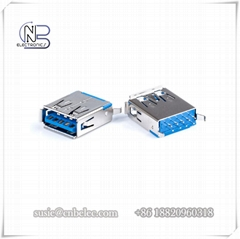 USB 3.0 AF Connector PCB Connector from
