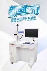 光纤激光打标机SZMFP-20W