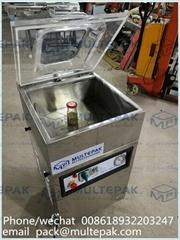 MULTEPAK Glass Jar Vacuum Packing Machine