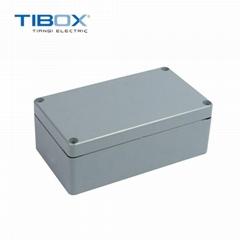 TIBOX 廠家新品戶外防水工業鑄鋁接線端子盒