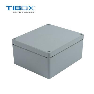 TIBOX戶外防水230*200*110鑄鋁端子接線盒 1
