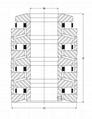 套筒型串列推力圆柱滚子轴承 2