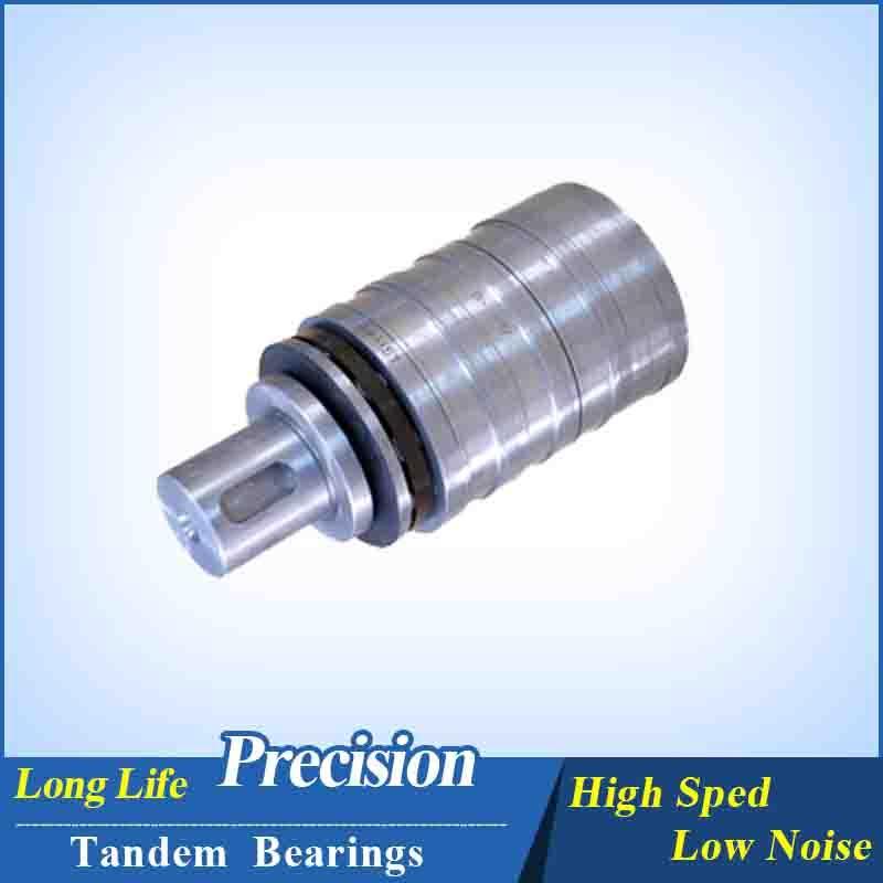 套筒型串列推力圆柱滚子轴承 3