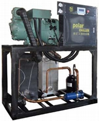 Water/Air-Cooled/Low-Temperature Screw Chiller For Pharmaceutical Industry