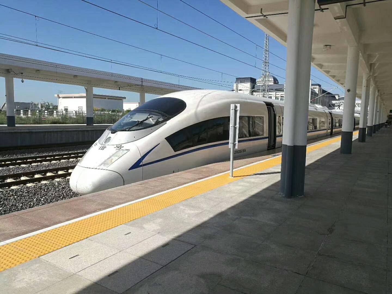 一比一火车模型 1