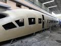 一比一火车模型 4
