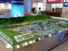 中国铝业公司工业沙盘制作