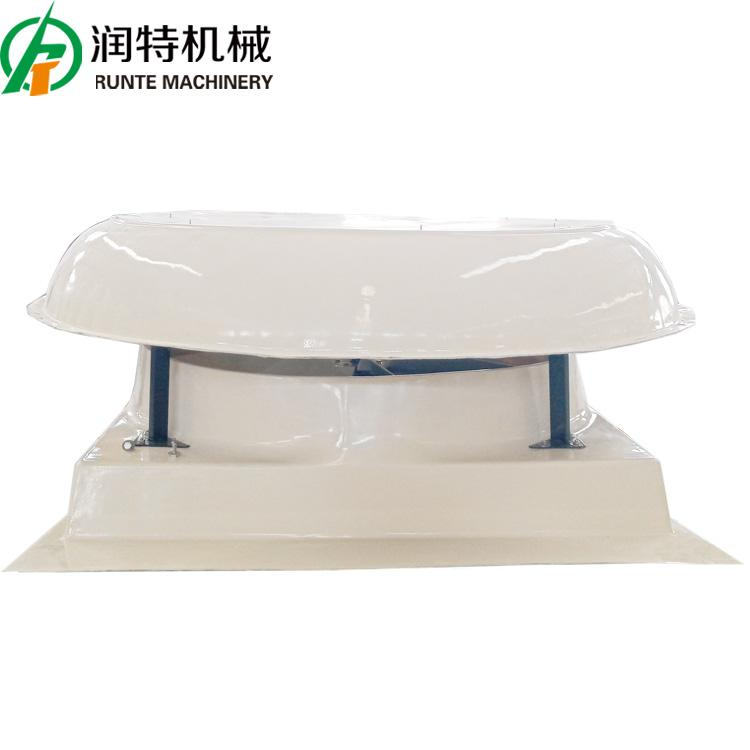 industrial frp roof top ventilation fan 2