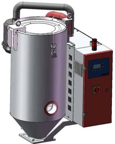 直接式脈動轉輪除濕乾燥機 1