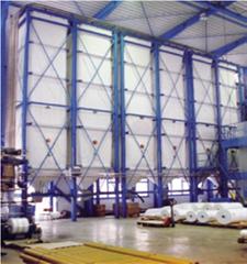 中央物料倉儲及輸送
