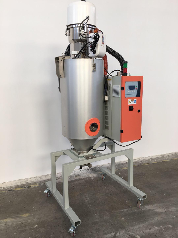 直接式脈動轉輪除濕乾燥機 2