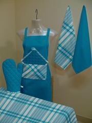 kitchen aporn set