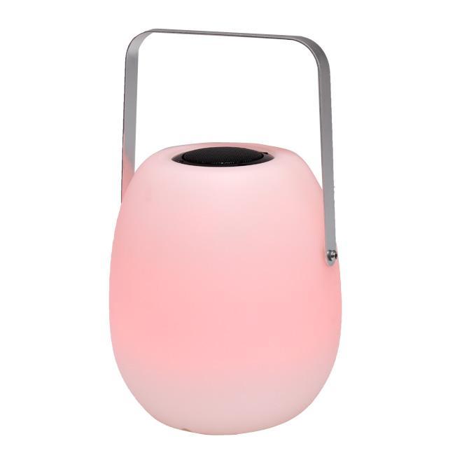 智能防水便携式无线蓝牙音箱,音乐LED夜灯 1