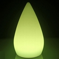 colorful decoration signal remote control LED waterfall light 3