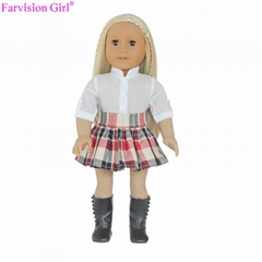 Child real doll 18 inch