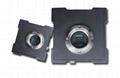 Camera 2/3 CCD Camera Global Shutter Camera S1TC05C-CM for Fluorescent Imaging 1