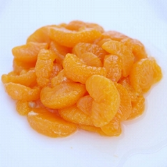 Canned Fruit Canned Mandarin Orange in Syrup