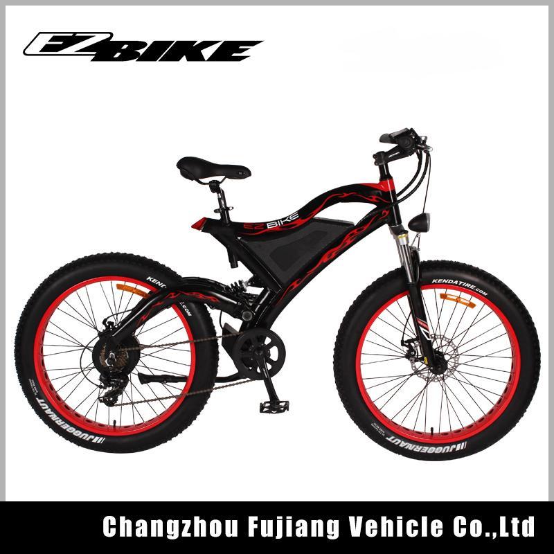 2018 new model mountain electric bike 1