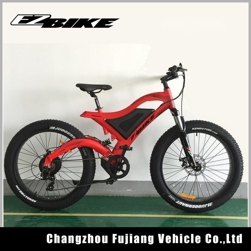 2018 new model mountain electric bike 3