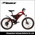 Powerful 36v 250w/500w electric dirt bike for adults