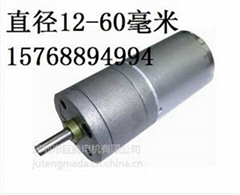 GM25微型电机、