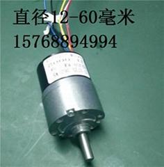 GM37-3625无刷减速电机  医疗设备电机