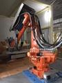 噴塗機器人