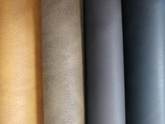 HIGH QUALITY PU FOIL FOR LEATHER(WAXY TOUCH CRAZY HORSE)